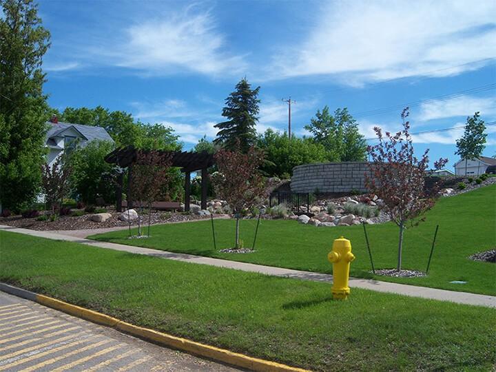 Sedgewick Town Main Street Park Project